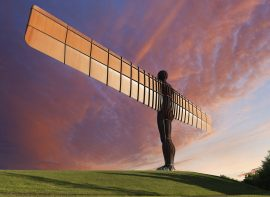 angel of the north littlerich
