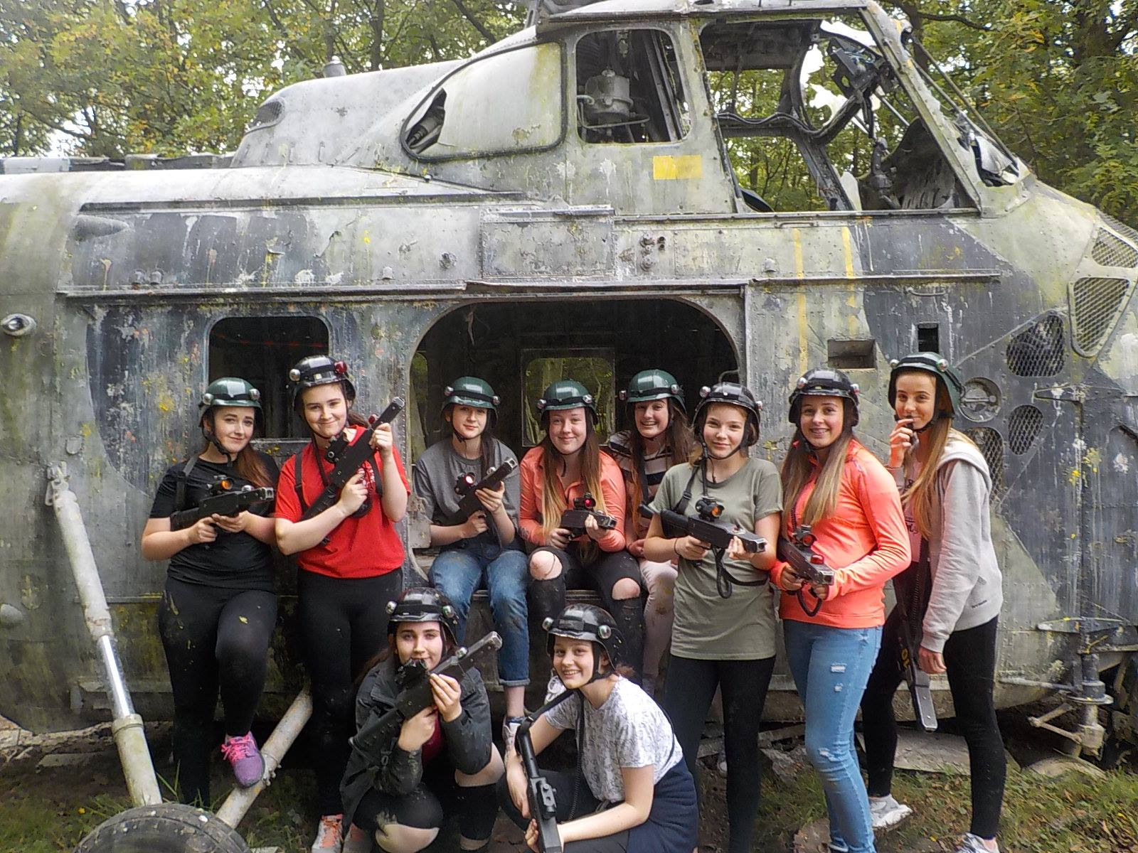 Battlezone Paintball Yarm