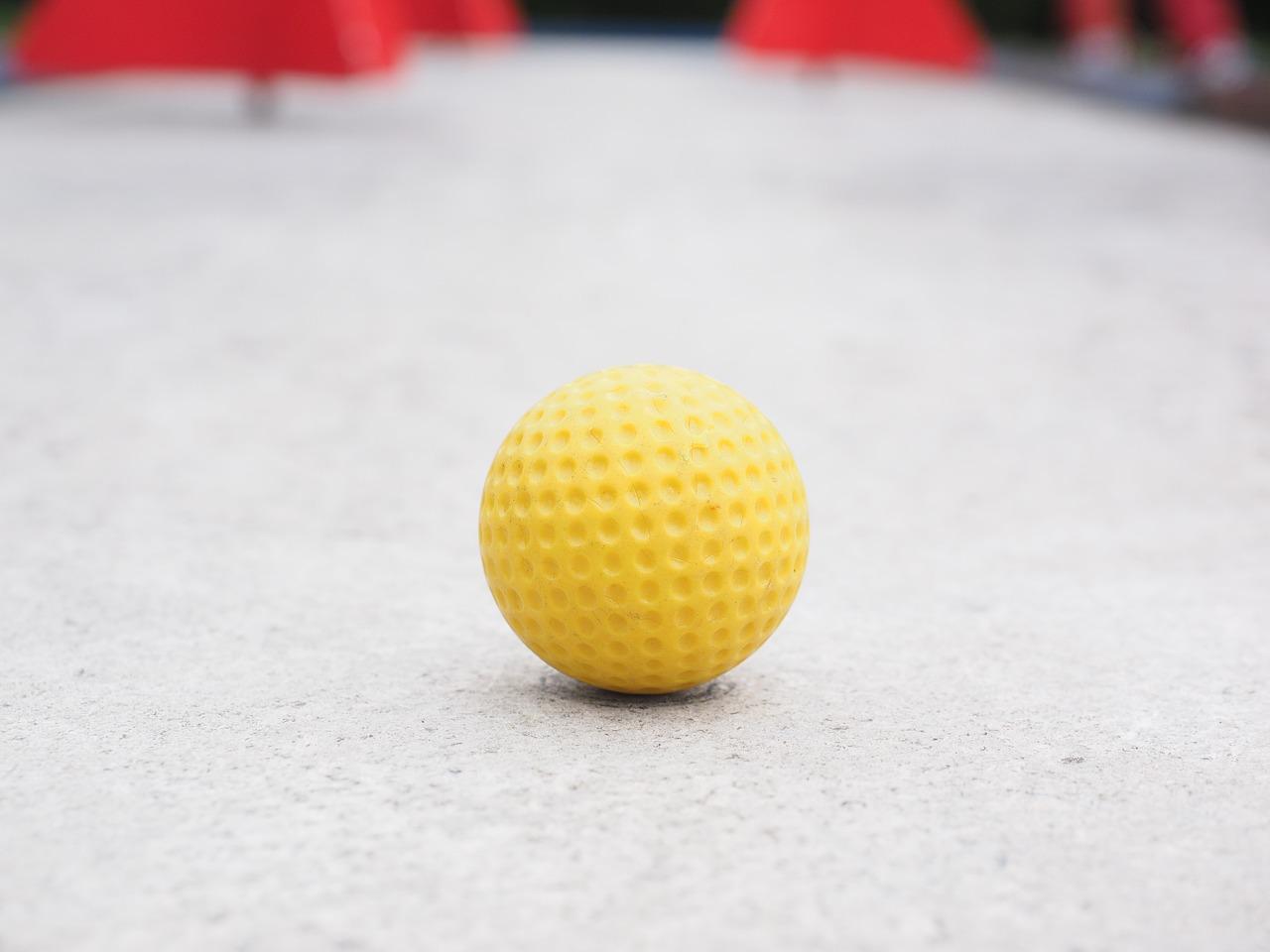 Saltburn Mini Golf