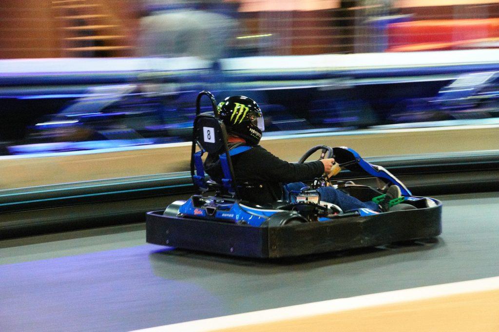 Team Sport Indoor Karting