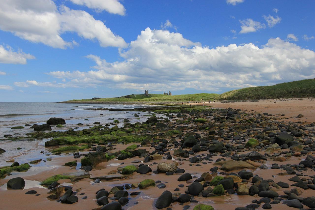 Embleton and Newton Links Beach