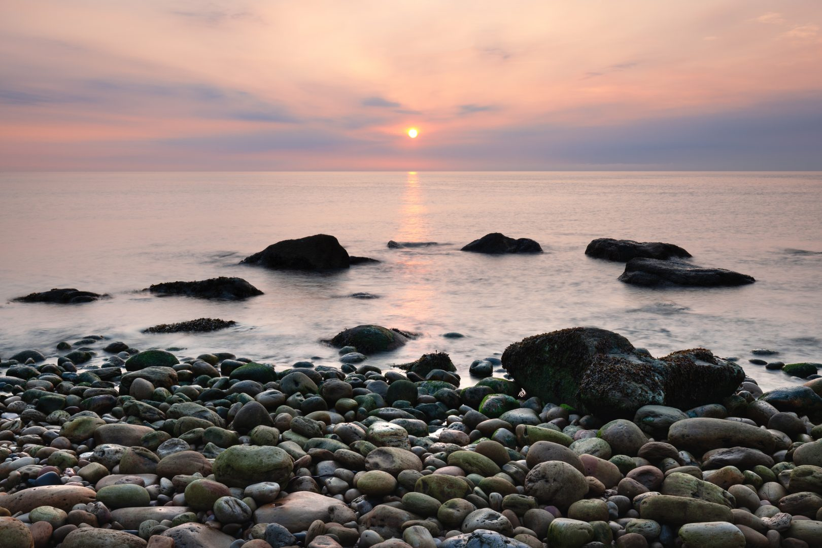 Hayburn Wyke Beach