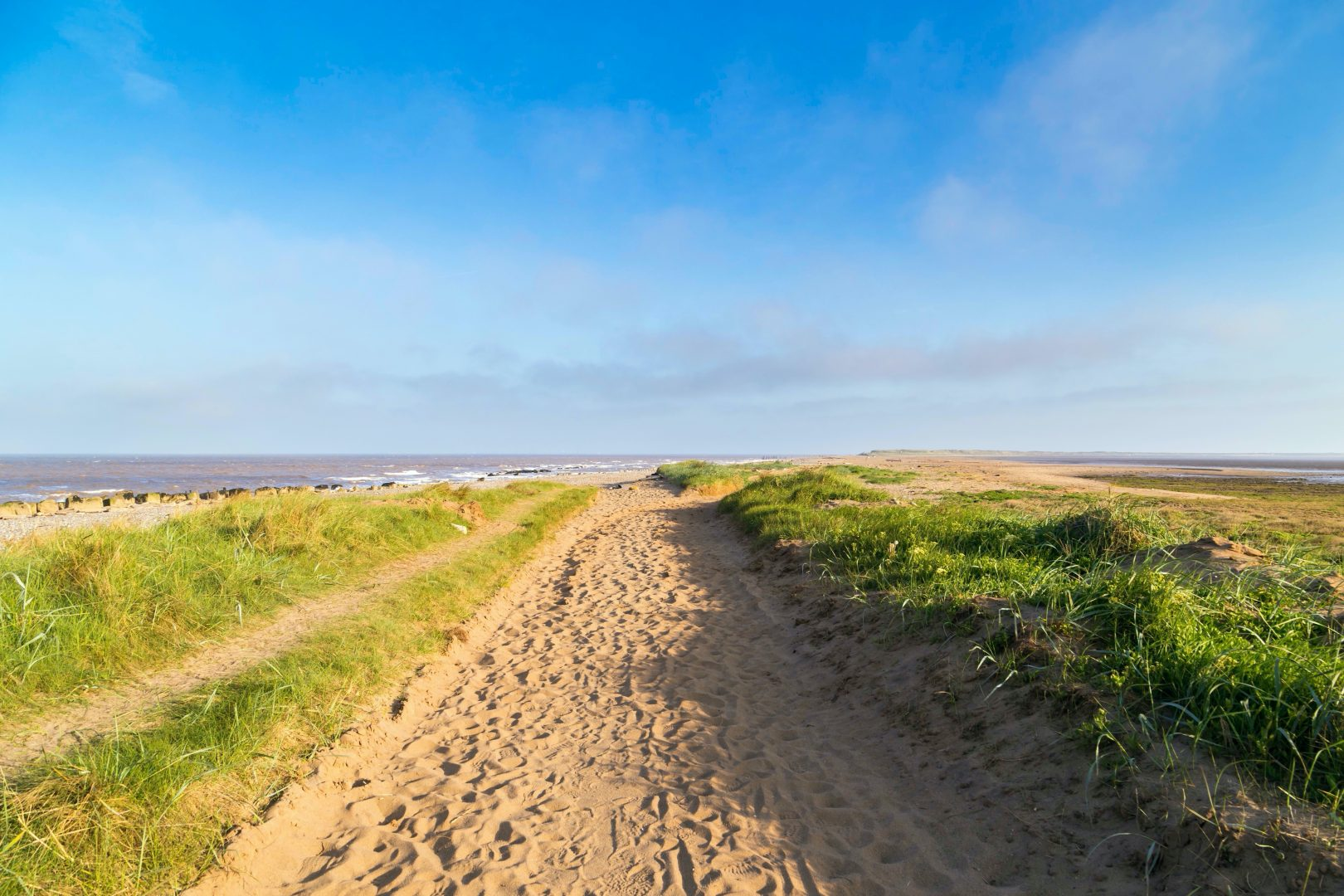 Spurn Head Beach (Spurn Point)