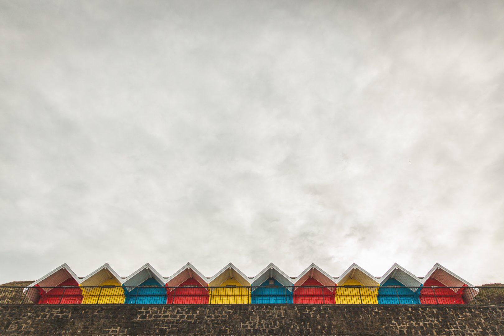West Cliff Beach (Whitby Beach)